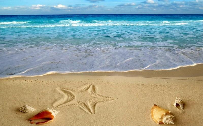 Girne plajları...